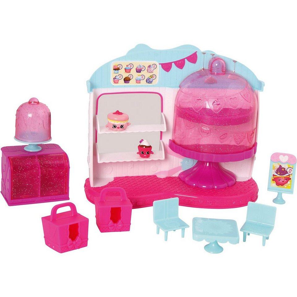 Giochi Preziosi Shopkins #4 Cupcake Queen Cafe