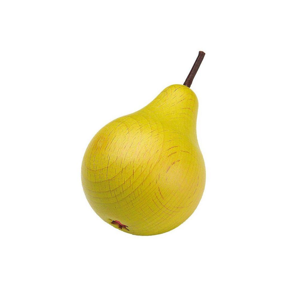 ERZI Spiellebensmittel Birne, grün