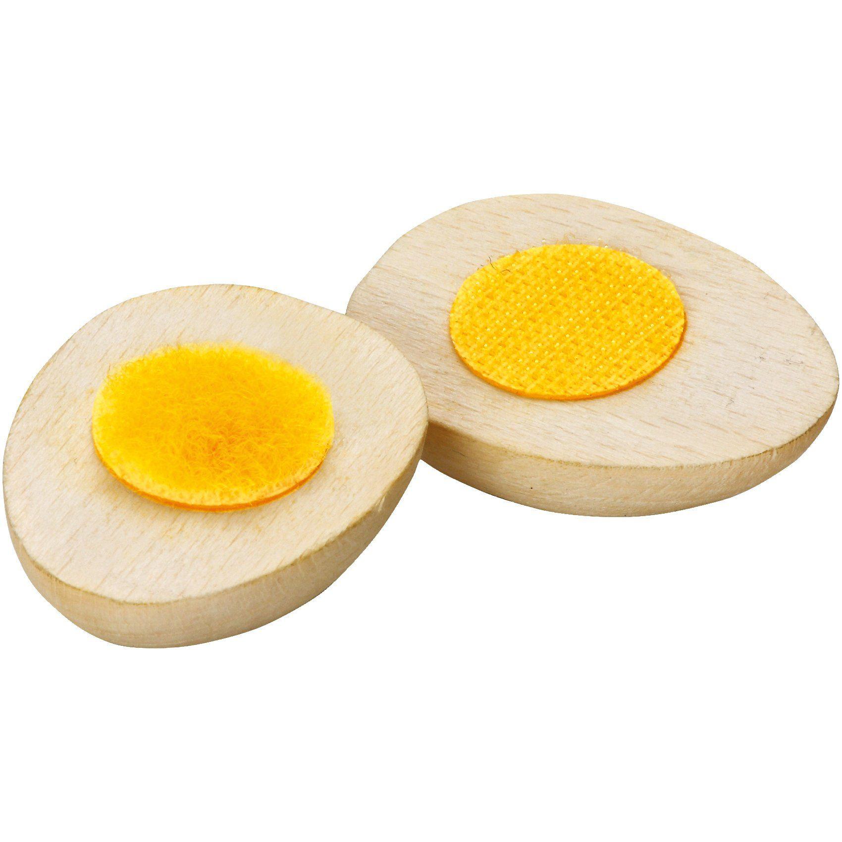 ERZI Spiellebensmittel Ei zum Schneiden