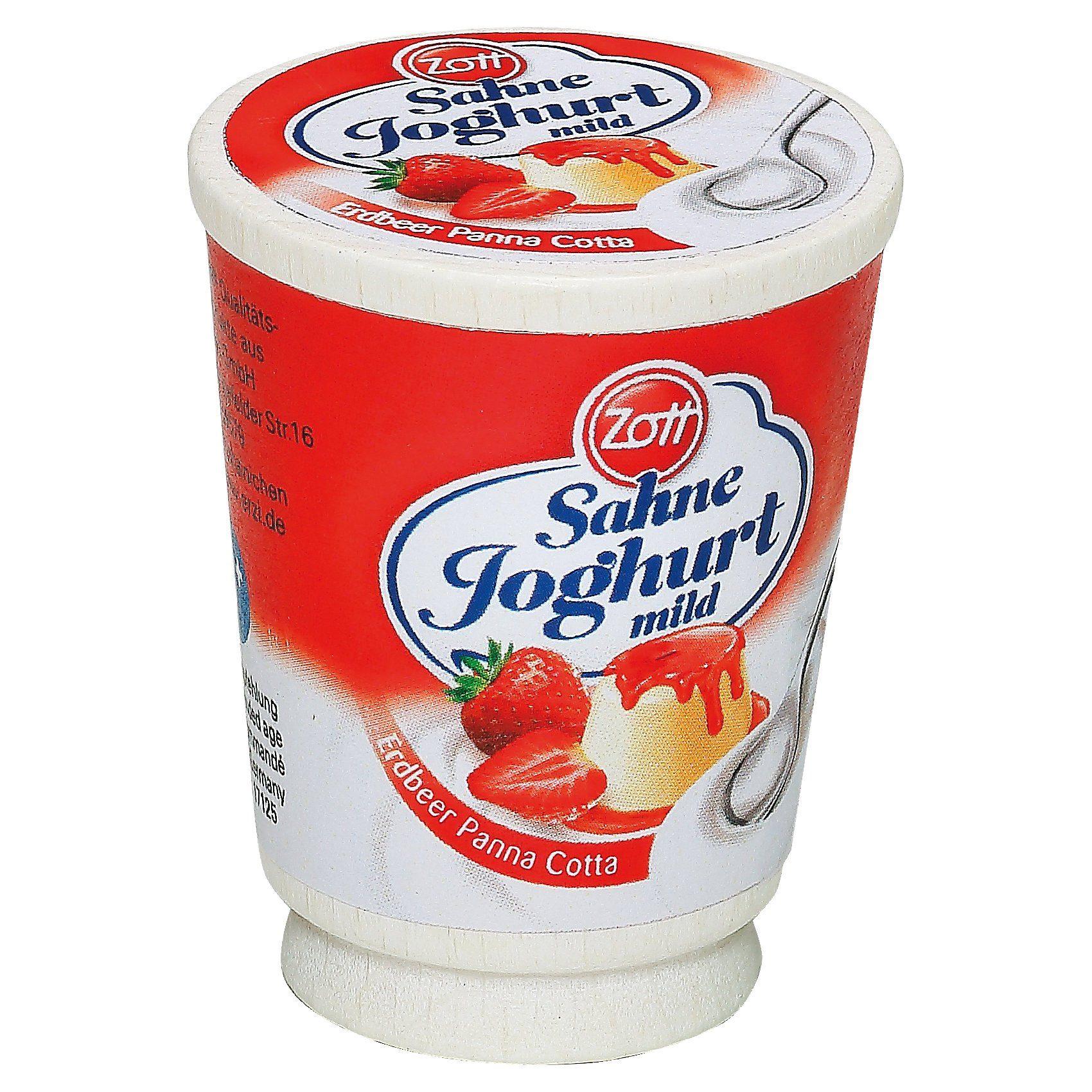 ERZI Spiellebensmittel Sahnejoghurt von Zott