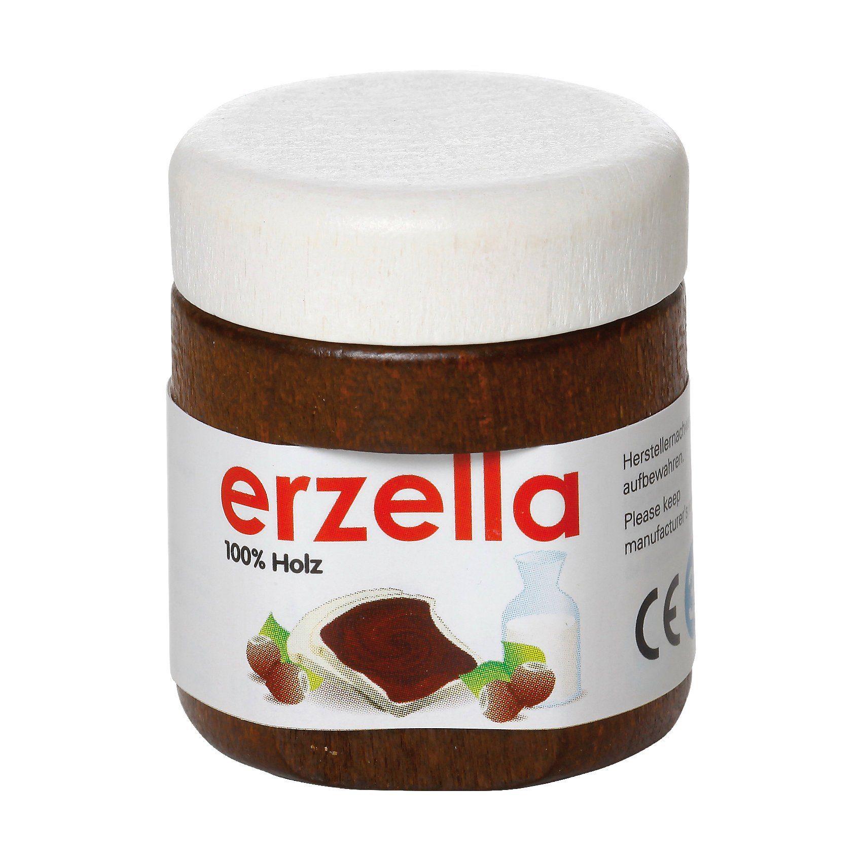 Erzi® Spiellebensmittel Schokocreme Erzella
