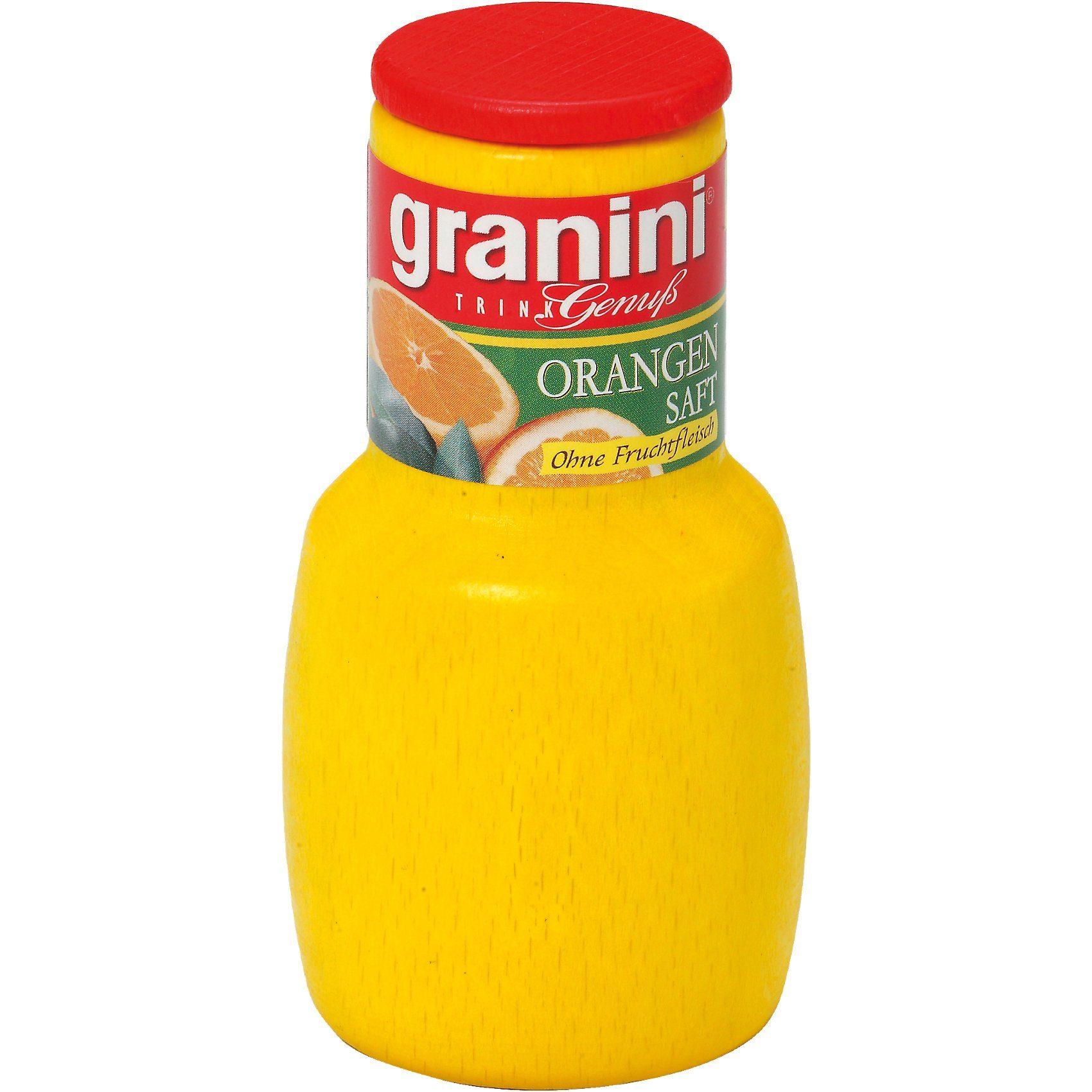 ERZI Spiellebensmittel Orangensaft von Granini