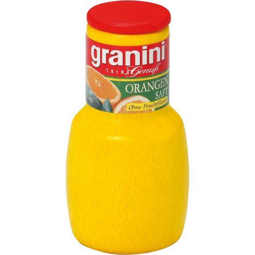 Erzi® Spiellebensmittel Orangensaft von Granini