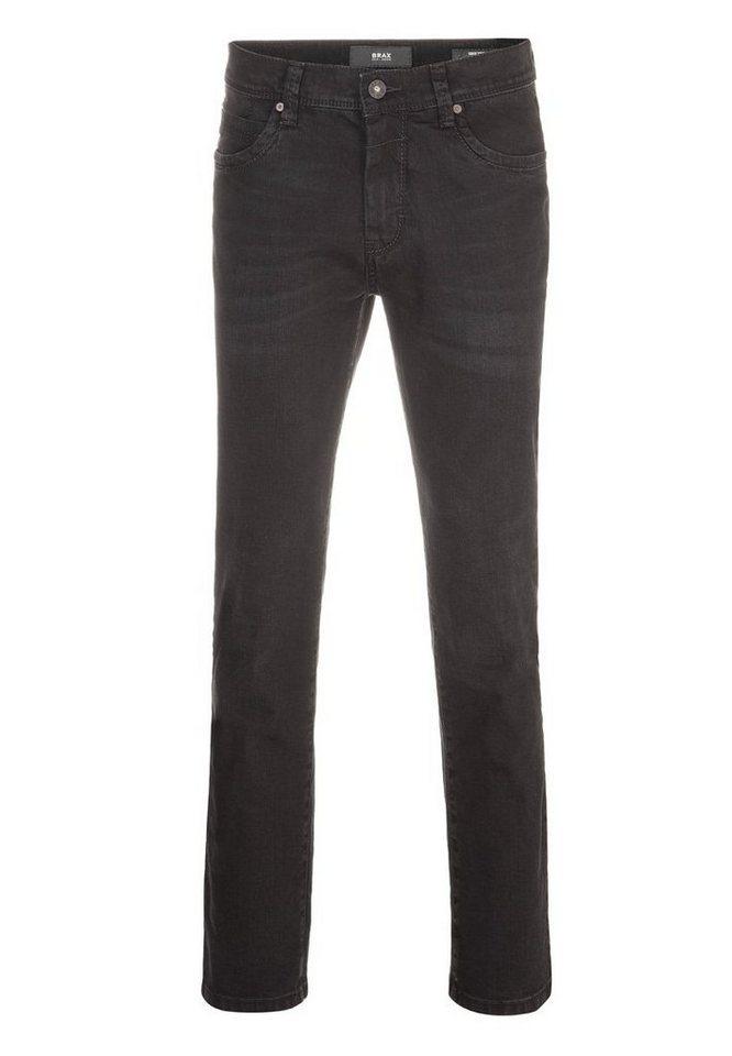 BRAX Jeans »CADIZ« in BLACK MOUNTAIN