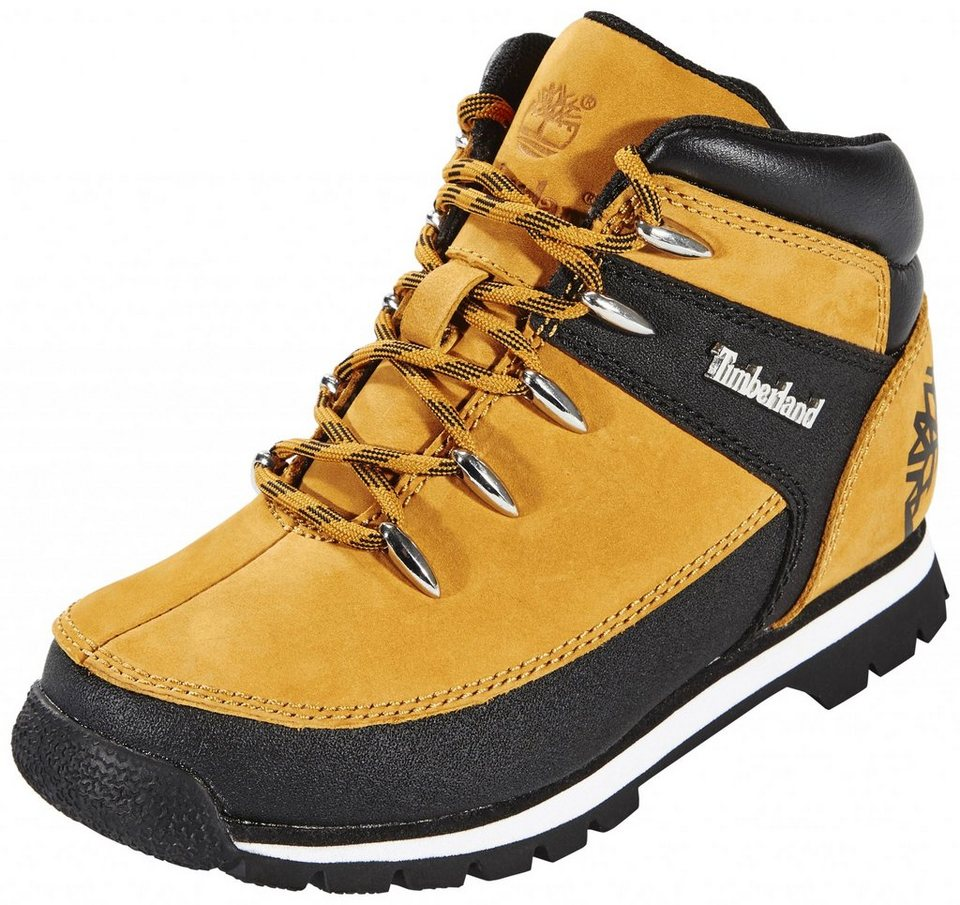 Timberland Kletterschuh »Euro Sprint Shoes Youth« in braun