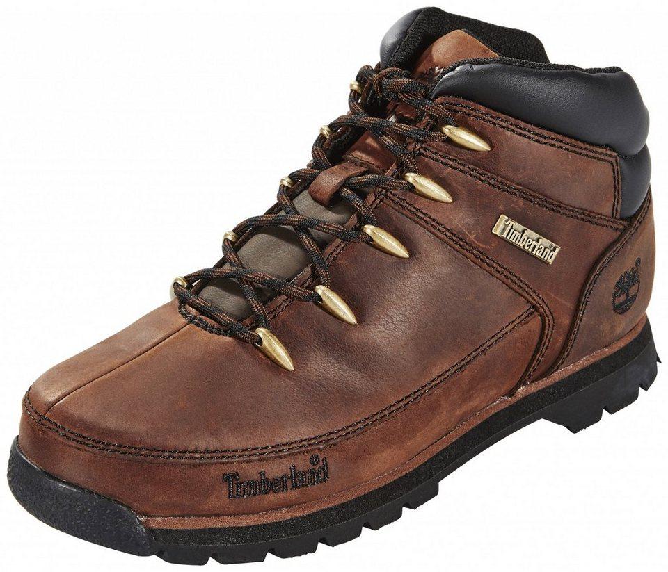Timberland Kletterschuh »Euro Sprint Shoes Juniors« in braun
