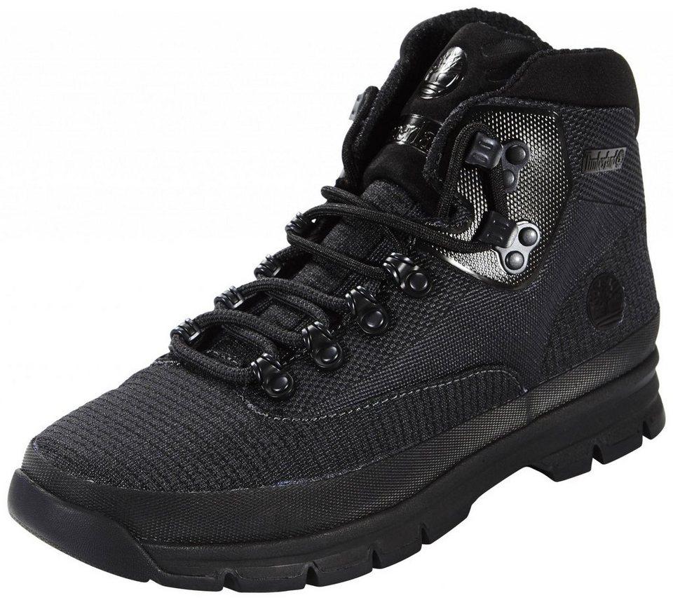 Timberland Kletterschuh »Euro Hiker Jacquard Shoes Men« in schwarz