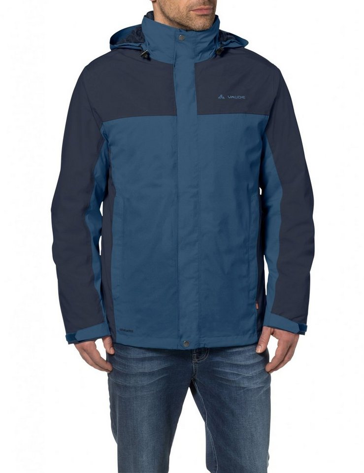 VAUDE Outdoorjacke »Kintail II 3in1 Jacket Men« in blau
