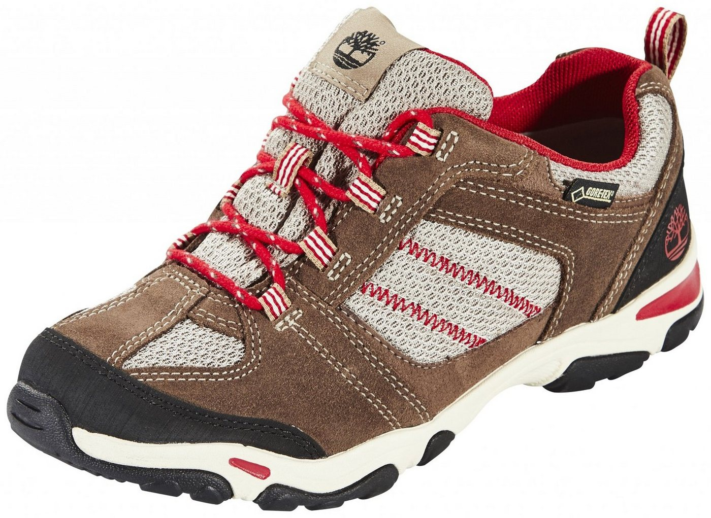 Timberland Kletterschuh »Trail Force F/L Shoes Juniors GTX« | Schuhe > Sportschuhe > Kletterschuhe | Schwarz | Ab - Leder - Gummi | Timberland