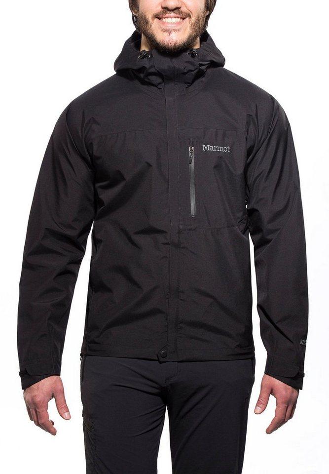 Marmot Regenjacke »Minimalist Jacket Men« in schwarz