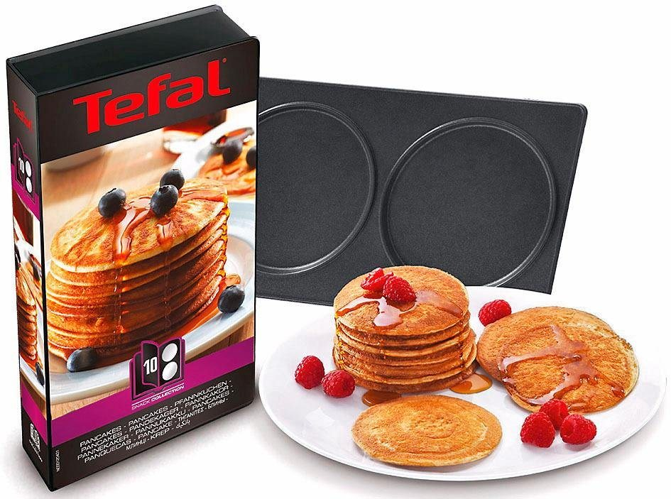 tefal platte pfannkuchen xa8010 zubeh r snack collection online kaufen otto. Black Bedroom Furniture Sets. Home Design Ideas