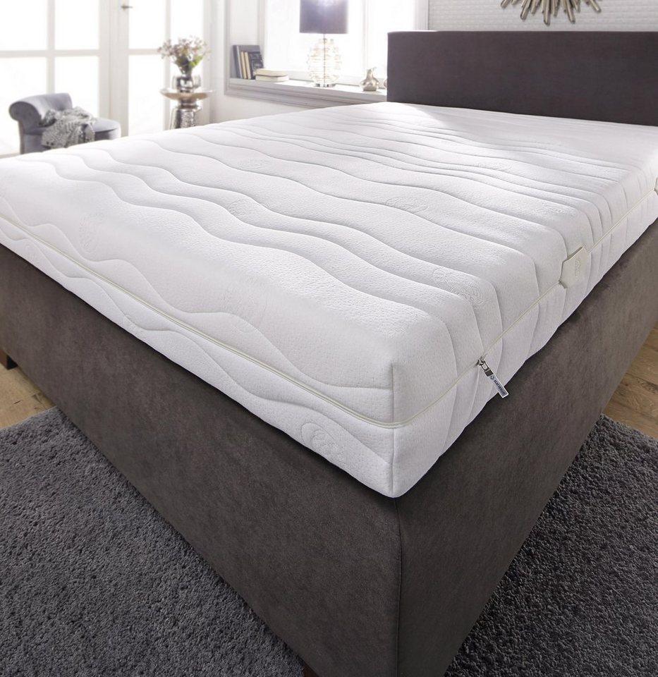 taschenfederkernmatratze viva plus aqua schlaraffia 20. Black Bedroom Furniture Sets. Home Design Ideas