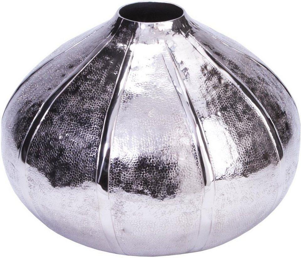Wittkemper Vase »Hermes« in silber