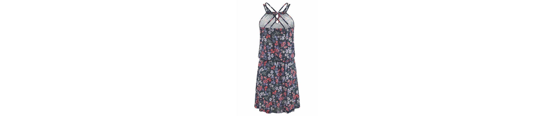 s.Oliver RED LABEL Beachwear Strandkleid mit Blumendruck Kaufen HwTswpy1Dg