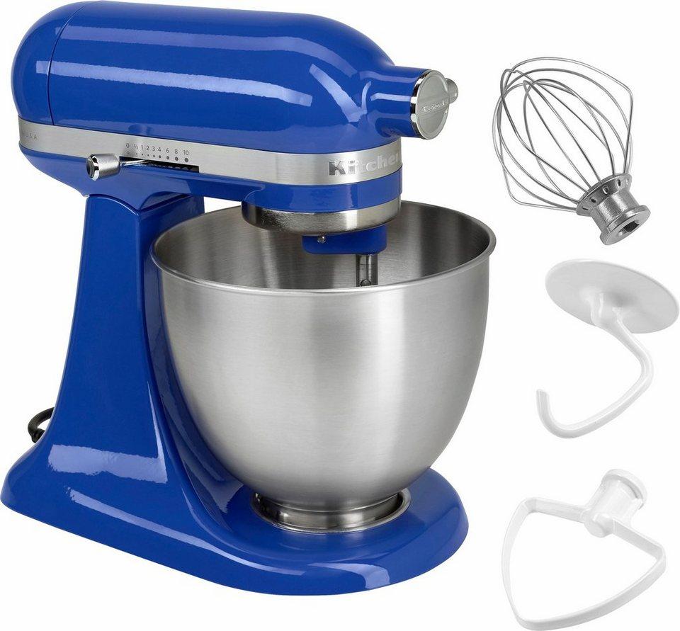 KitchenAid® Küchenmaschine Mini 5KSM3311XETB, mit Sonderzubehör im Wert von 139,-€ UVP in blau