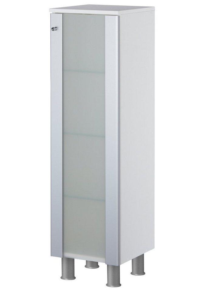 KESPER Midischrank »Ravenna«, Breite 32,5 cm in silberfarben