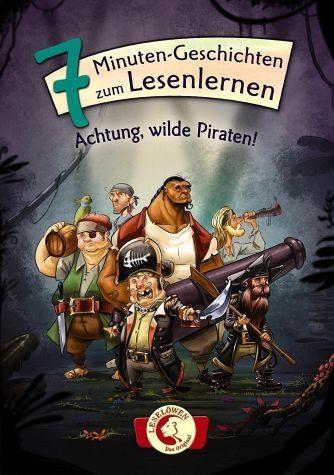 Gebundenes Buch »Achtung, wilde Piraten! /...«