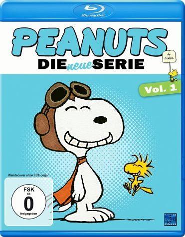 Blu-ray »Peanuts - Die neue Serie, Vol. 1«