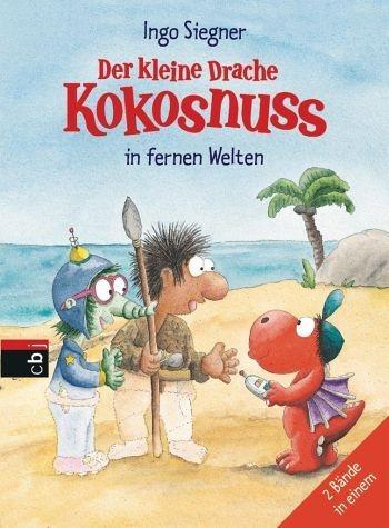 Gebundenes Buch »Der kleine Drache Kokosnuss in fernen Welten /...«