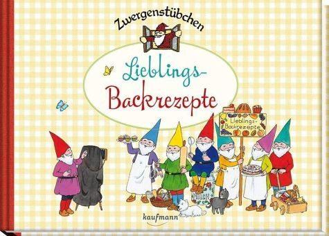 Gebundenes Buch »Zwergenstübchen Lieblings-Backrezepte«