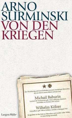 Gebundenes Buch »Von den Kriegen«
