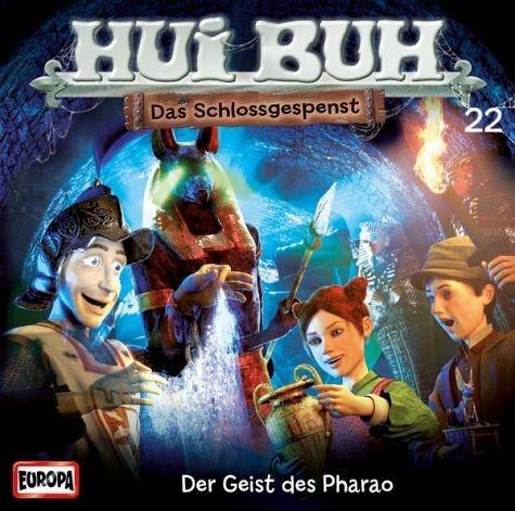 Audio CD »Eberhard Alexander-Burgh: 22/Der Geist Des Pharao«