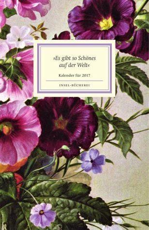 Gebundenes Buch »Es gibt so Schönes auf der Welt« - Kalender...