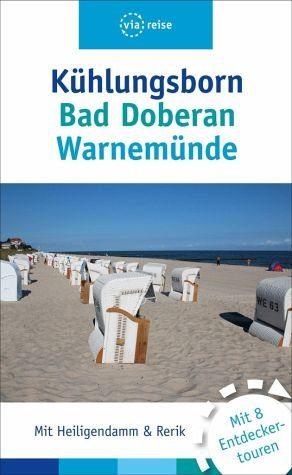Broschiertes Buch »Kühlungsborn - Bad Doberan - Warnemünde«