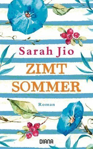 Broschiertes Buch »Zimtsommer«