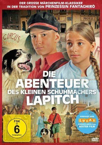 DVD »Die Abenteuer des kleinen Schuhmachers Lapitch«