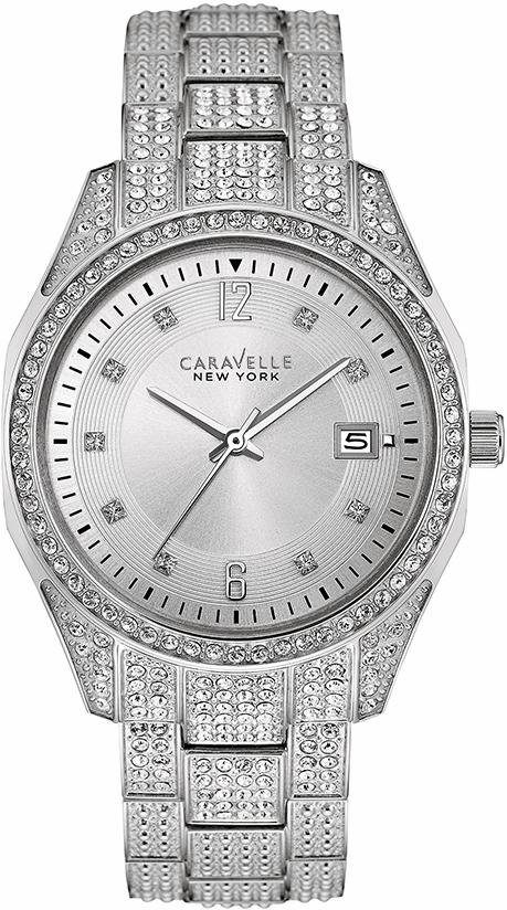 Caravelle New York Quarzuhr »Boyfriend, 43M112«