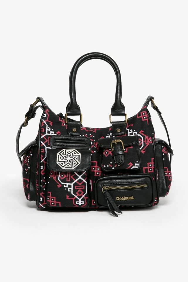 Desigual Henkeltasche »LONDON MINI« in schwarz-bunt