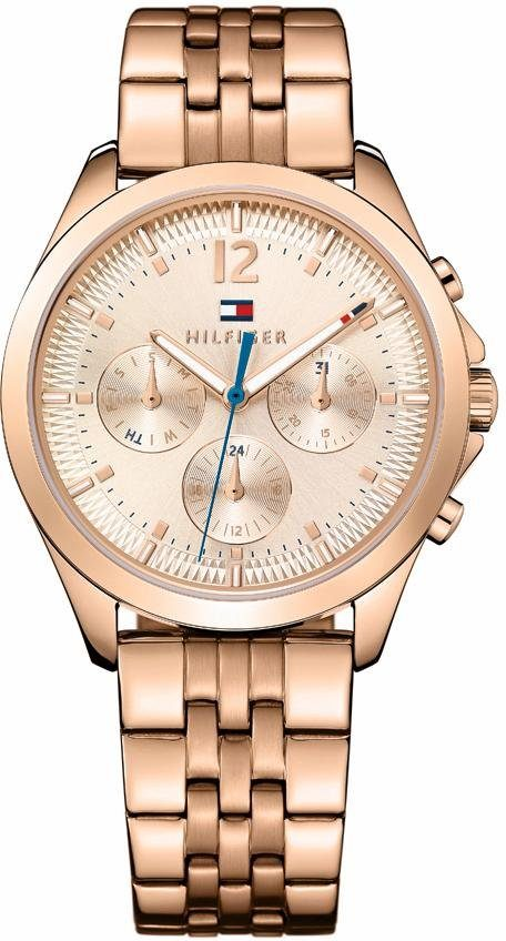 Tommy Hilfiger Multifunktionsuhr »Sophisticated Sport, 1781700«