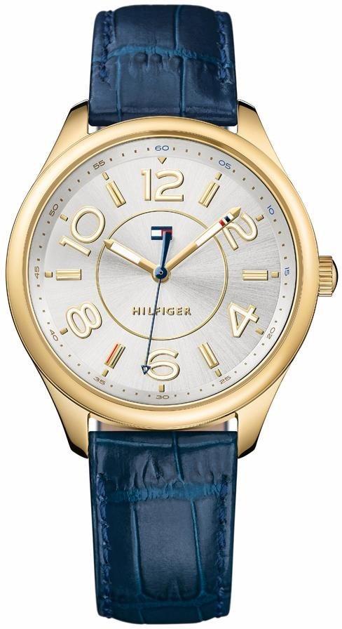 Tommy Hilfiger Quarzuhr »Sophisticated Sport, 1781675« in blau