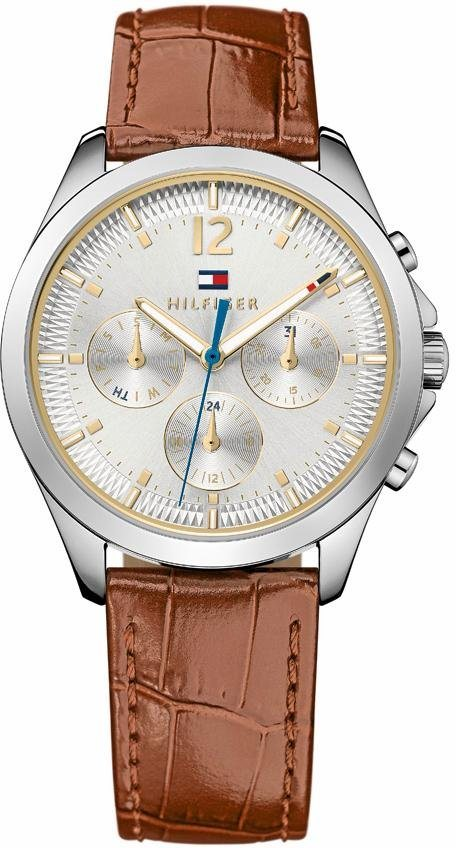 Tommy Hilfiger Multifunktionsuhr »Sophisticated Sport, 1781701« in braun
