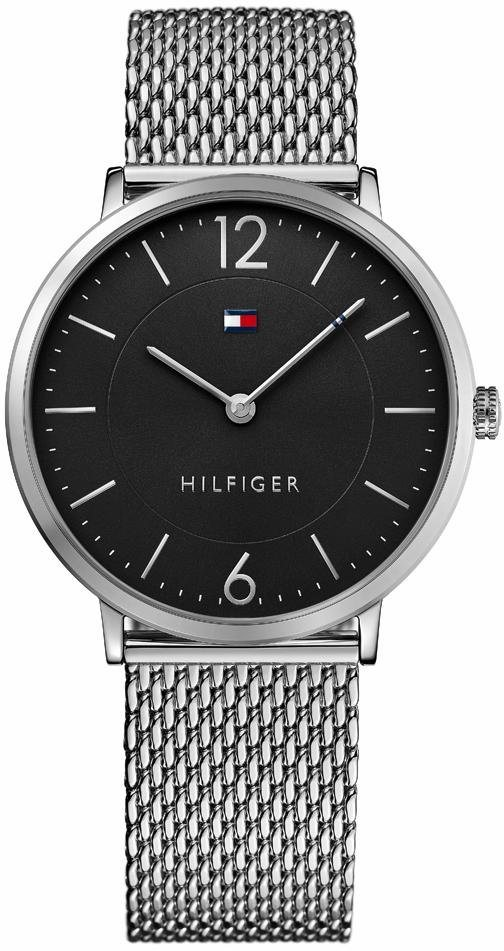 Tommy Hilfiger Quarzuhr »Sophisticated Sport, 1710355« in silberfarben