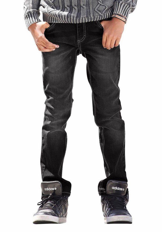 arizona stretch jeans in slim passform f r schlanke. Black Bedroom Furniture Sets. Home Design Ideas