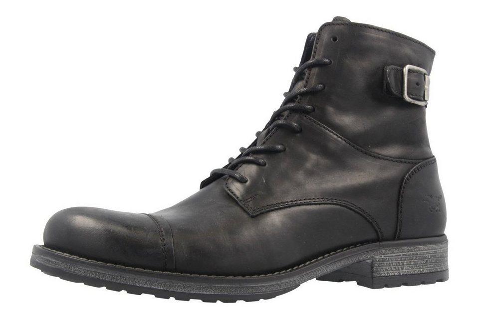 Mustang Boots in Schwarz