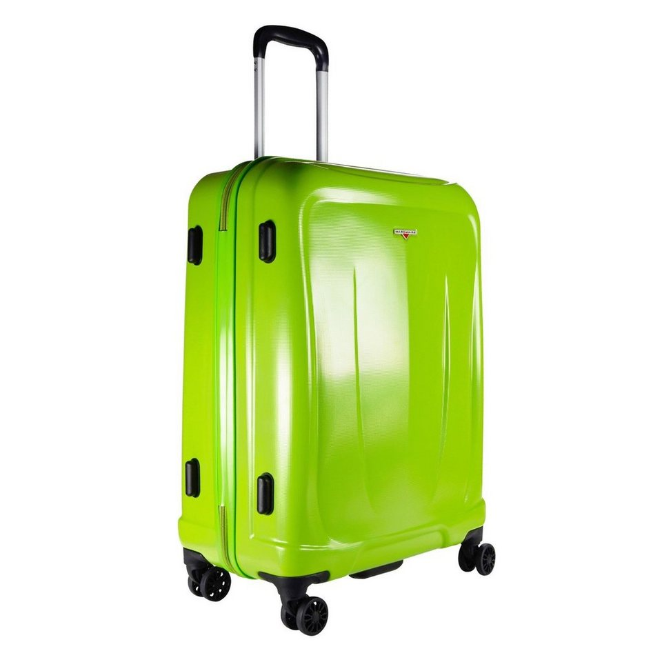 Hardware Cloud 16 4-Rollen Trolley L 76 cm in limone