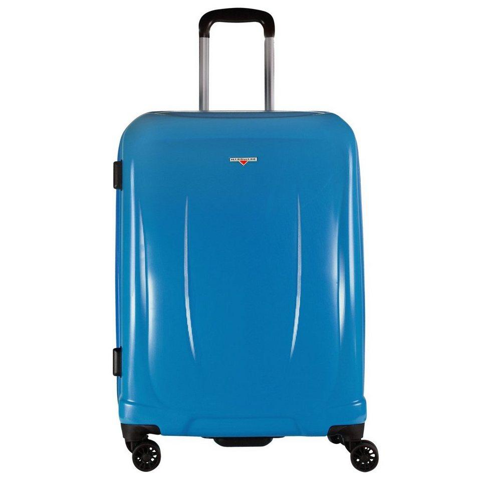 Hardware Cloud 16 4-Rollen Trolley M 64 cm in denim blue