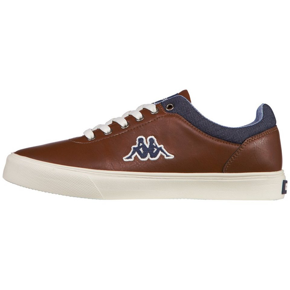 KAPPA Schuhe »BRICK LF« in cognac/navy