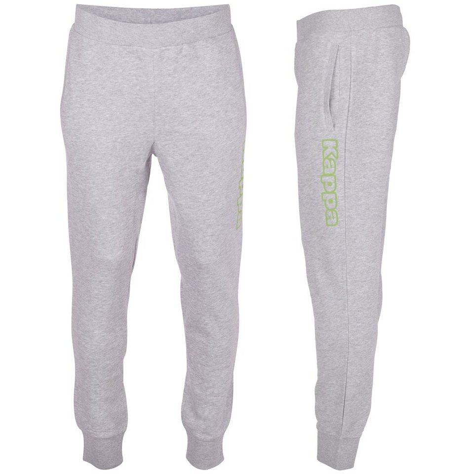 KAPPA Jogginghose »ZARAKI« in grey melange
