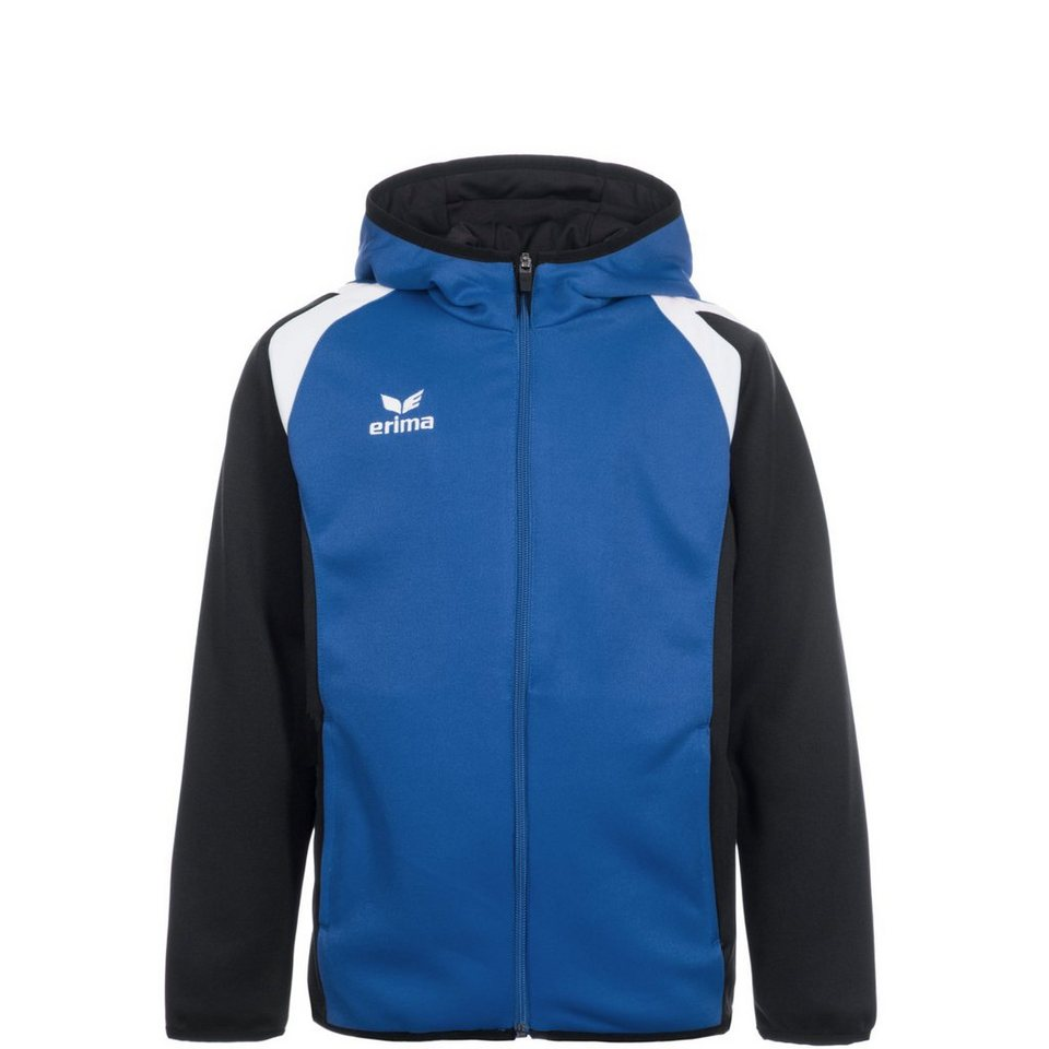 ERIMA Razor 2.0 Trainingsjacke Kinder in blau / schwarz