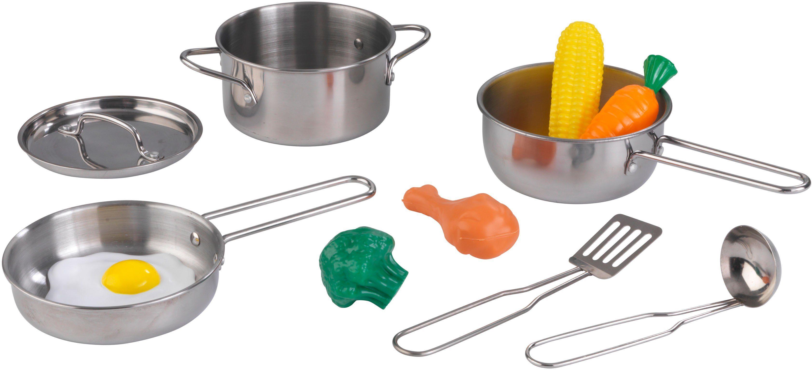 KidKraft® Spielküchenset, »Luxus Kochset« (11tlg.)