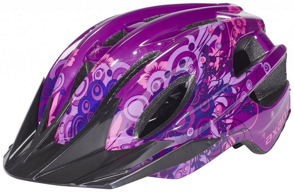 axant Fahrradhelm »Rider Girl Helm« in lila