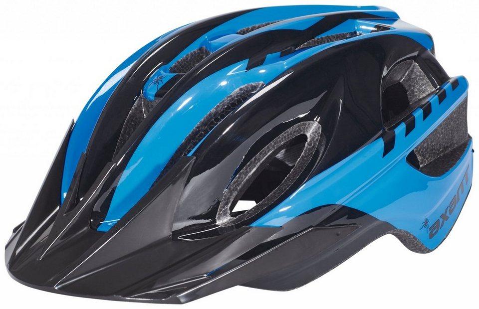 axant Fahrradhelm »Rider Boy Helm« in blau