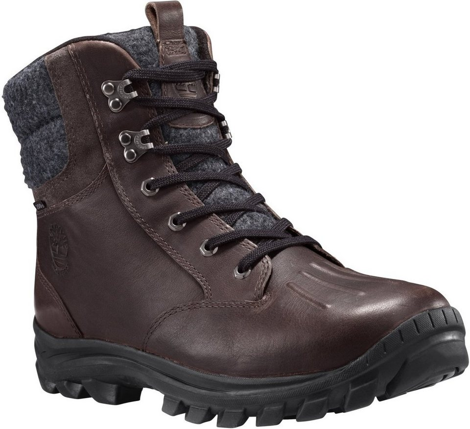Timberland Kletterschuh »Chillberg Shoes Men In Mid WP« in braun