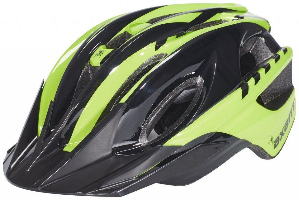axant Fahrradhelm »Rider Boy Helm« in grün