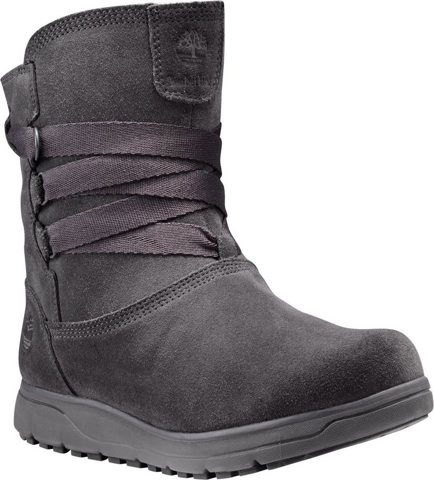 Timberland Kletterschuh »Leighland Pull On Shoes Ladies WP« in braun