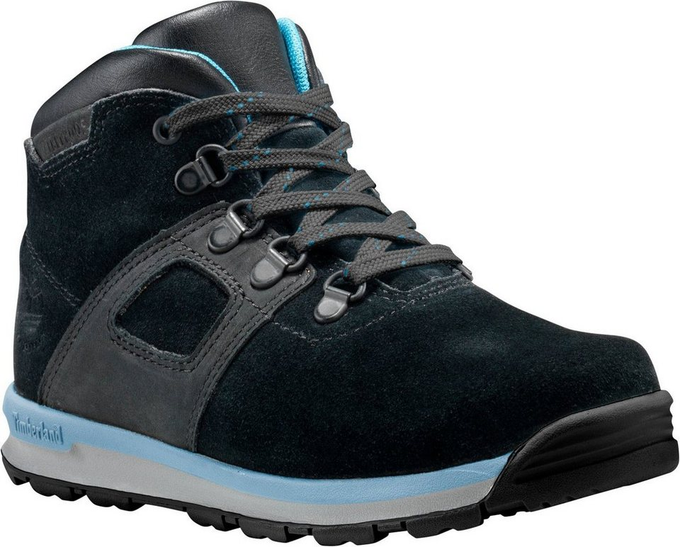 Timberland Kletterschuh »GT Scramble Shoes Youth WP Leather« in schwarz